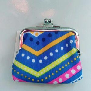 Handbags - Trendy Cute Little Print  Coin Purse